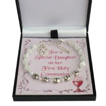 Name Bracelet for First Communion